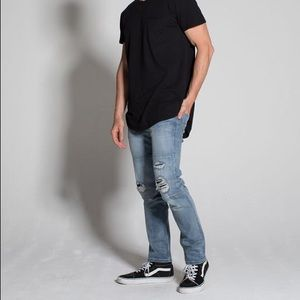 ⭐️LOWEST PRICE⭐️ RSQ Men's Ripped Skinny Jeans